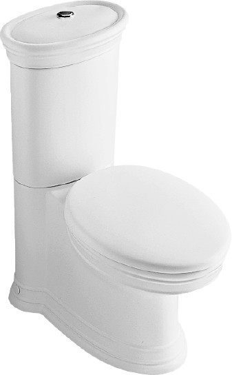 Villeroy Boch 769510R2 Amadea унитаз, Star White Ceramicplus